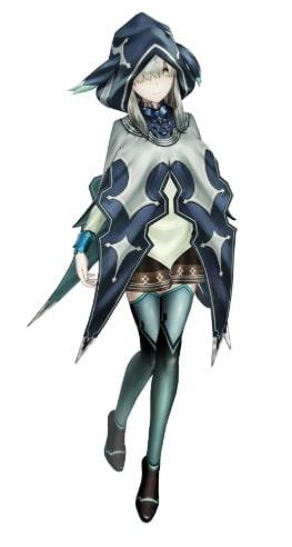 artwork personnage de kilo shiness