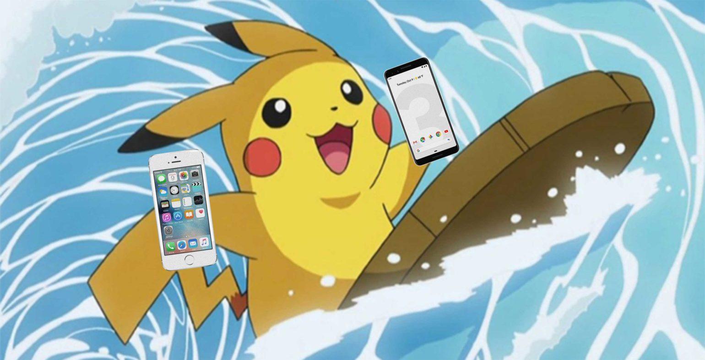 Un prochain jeu Pokémon sur mobiles