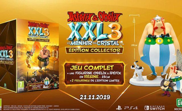 Astérix & Obélix XXL 3 - Collector