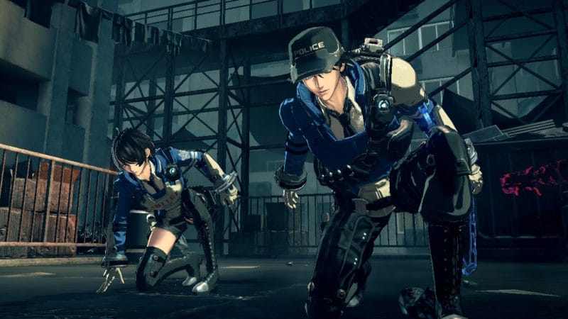 Astral Chain - Jumeaux Howard