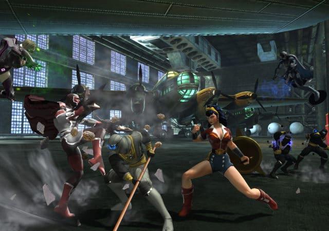 DC Universe Online - Bataille de rue