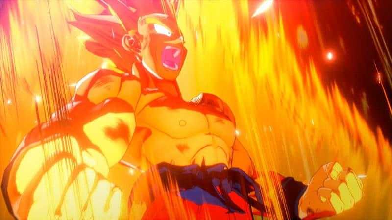 Dragon Ball Kakarot Super Saian