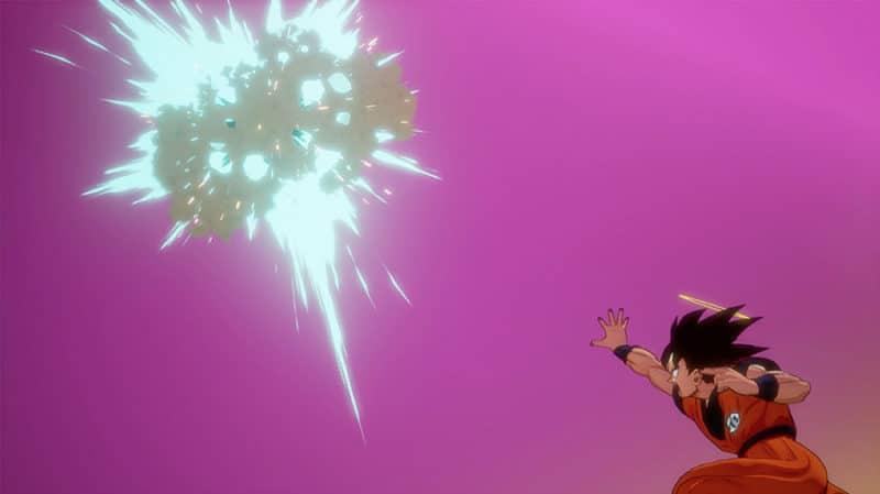Dragon Ball Kakarot Entrainemant Kaio 2