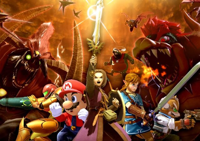 Super Smash Bros Ultimate - Tournoi Bien vs Mal