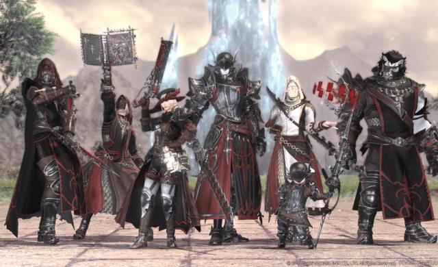 Final Fantasy XIV: Shadowbringers - équipement mémoquartz 5.05