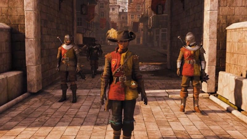 GreedFall faction