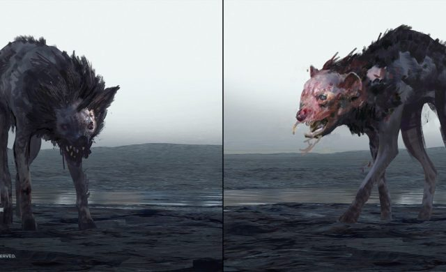 monstres boss creatures hunt showdown