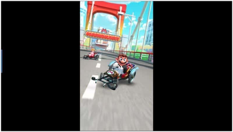 Mario Kart Tour - Mario Kimono