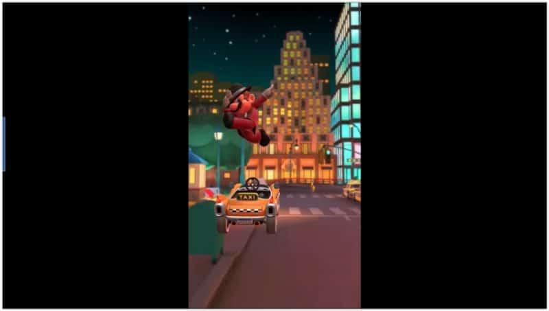 Mario Kart Tour - Mario en costume