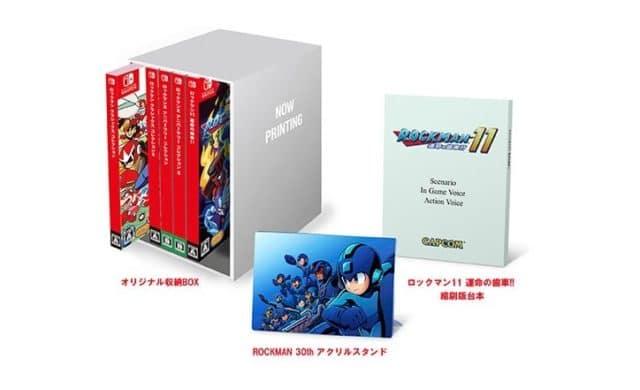 Mega Man & Mega Man X 5in1 Special Box - la totale