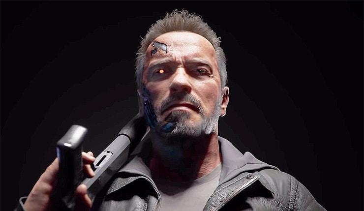Mortal Kombat 11 - Terminator T-800