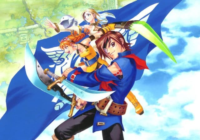 OST Skies of Arcadia - illustration