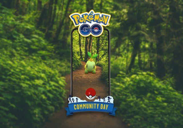 Pokémon GO - Tortipouss Communauté