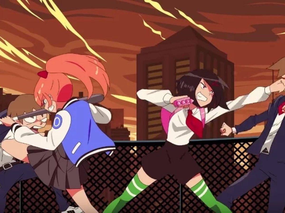 River City Girls édition Physique Bo Trailer