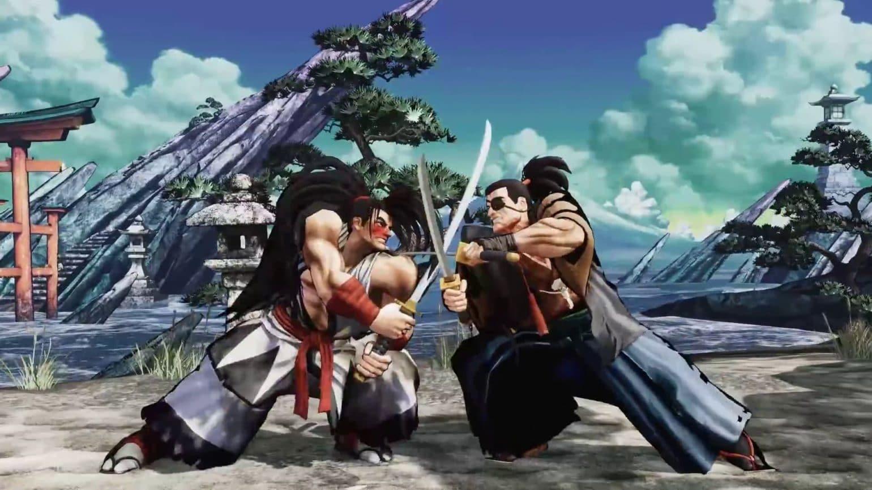 Samurai Shodown - Haohmaru croise le fer