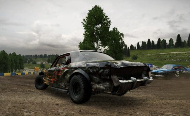 Wreckfest - mode photo