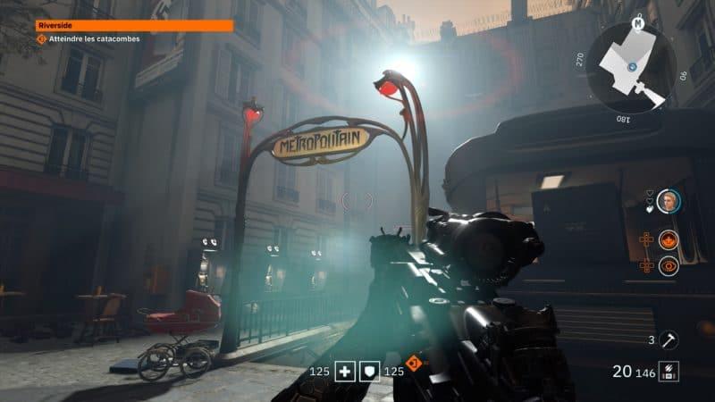 Wolfenstein: Youngblood - Paris