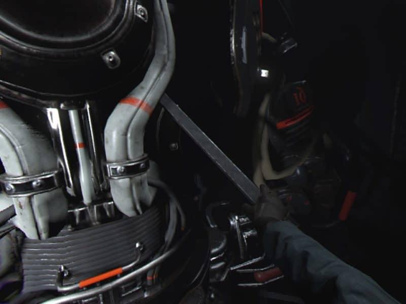 Wolfenstein Cyberpilot réparation