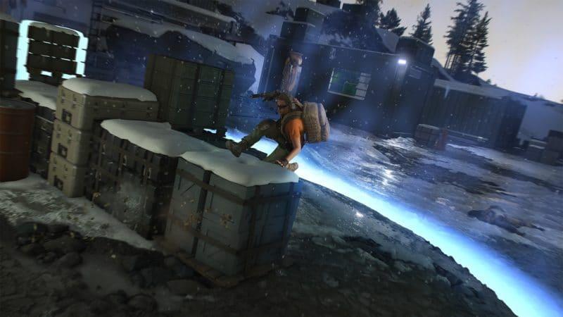 Ghost War zone réduite