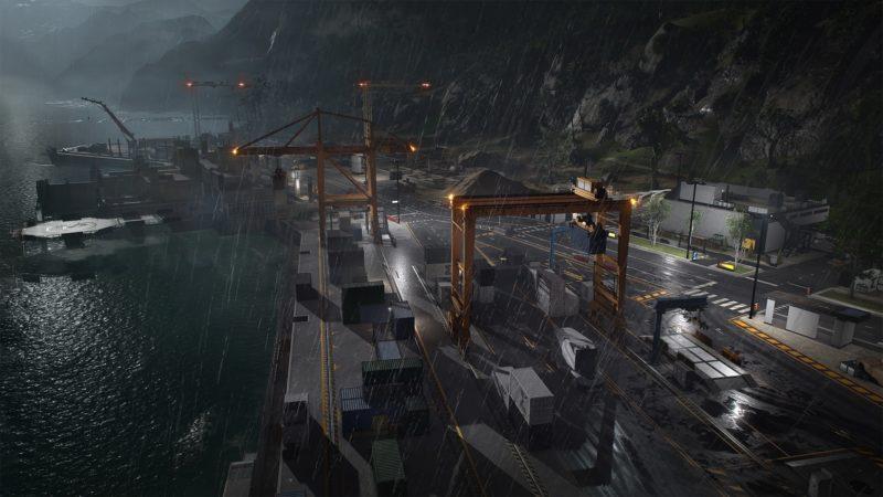 Ghost War map