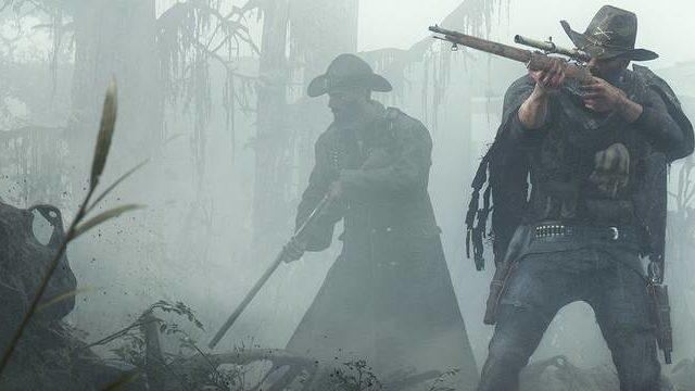 hunt showdown test chasseurs personnages jouables