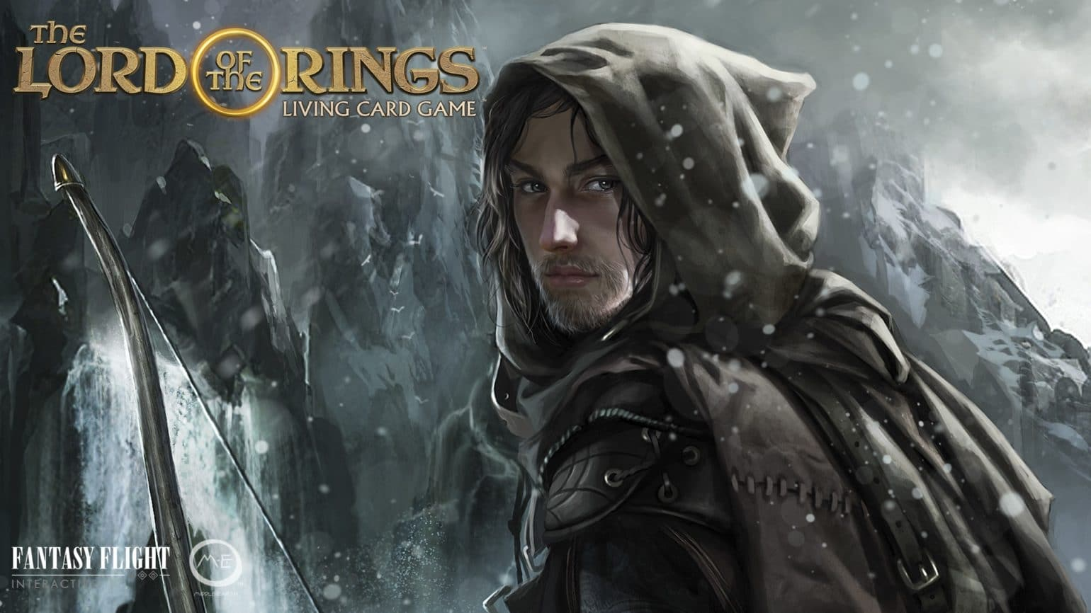 The Lord of the Ring : Adventure Card Game - Aragorn