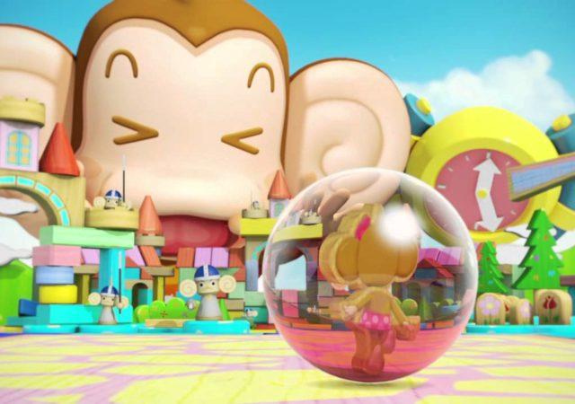 Super Monkey Ball: Banana Blitz HD gameplay