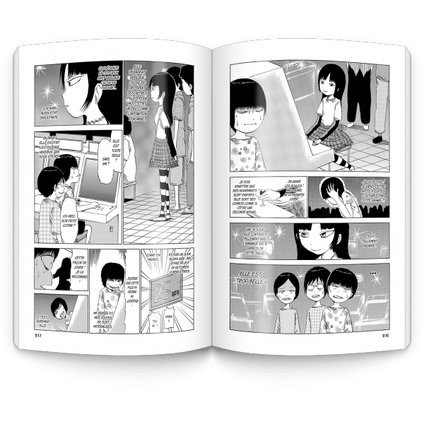 extrait tome 1 bip-bip-boy