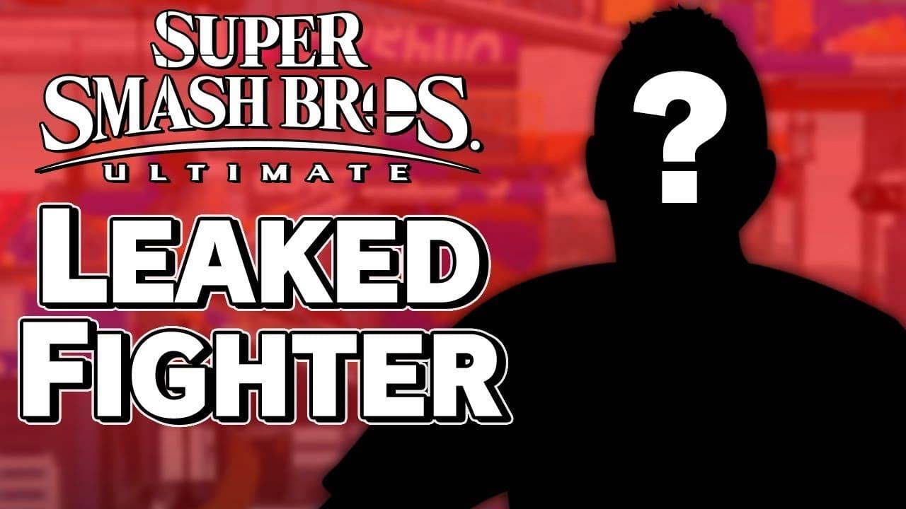nouveau personnage Super Smash Bros. Ultimate