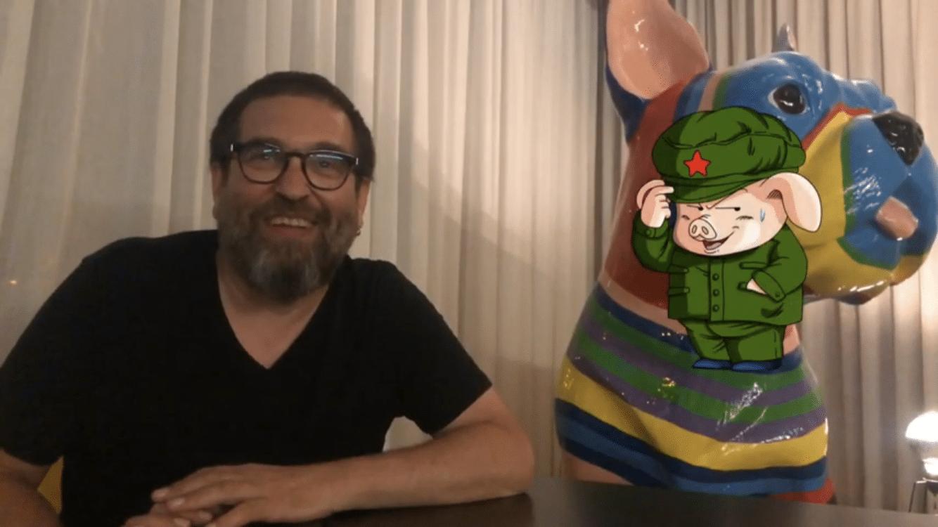Interview de Mark Lesser