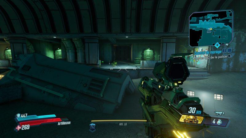 Astuce Borderlands 3 souterrain
