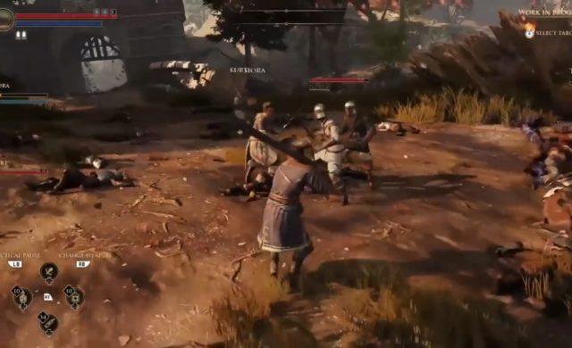 Greedfall combat
