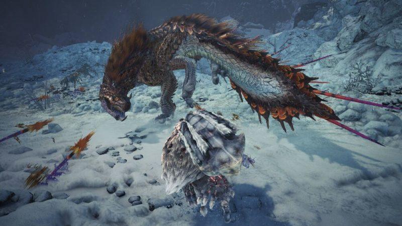 Monster Hunter World: Iceborne - Le Tobi-Kadachi Vipère