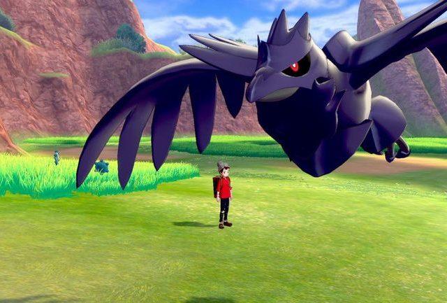 Pokémon Épée et Bouclier - Aventure et corbeau
