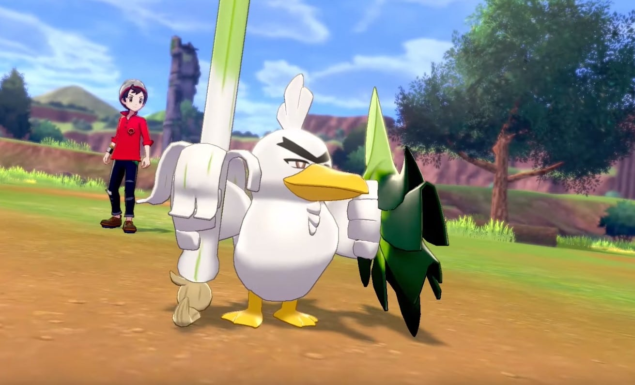 Pokémon Palarticho