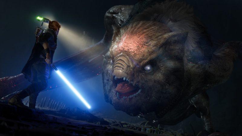 Star Wars Jedi: Fallen Order créature