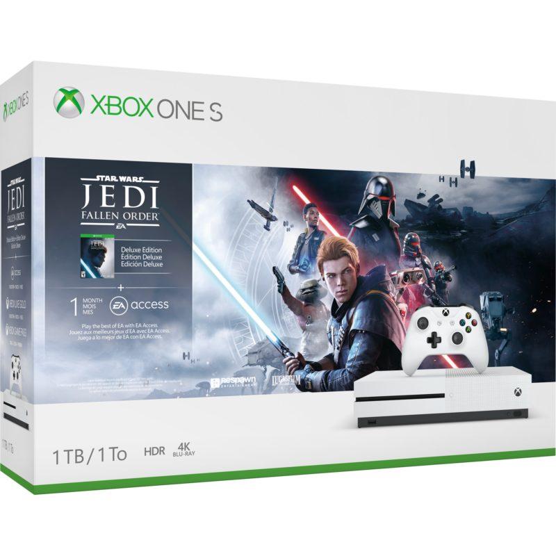 Star Wars Jedi: Fallen Order Xbox One S