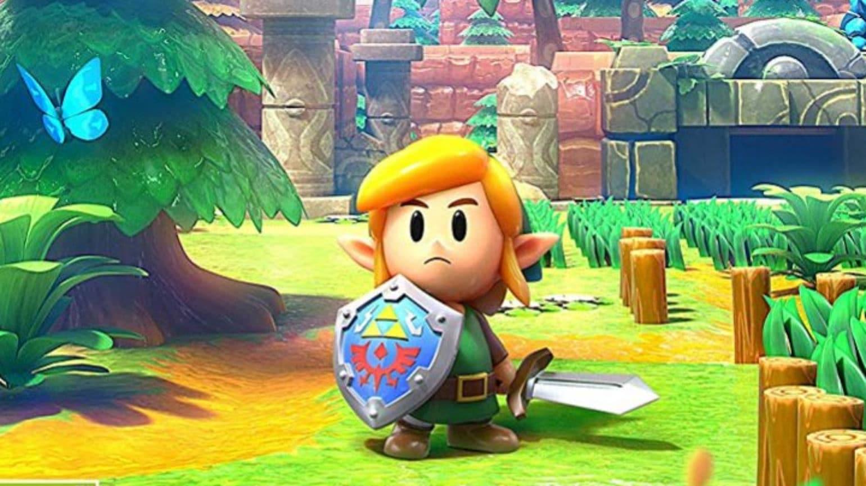 The Legend of Zelda: Link's Awakening héros