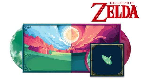 Doom Resident Evil Zelda vinyle