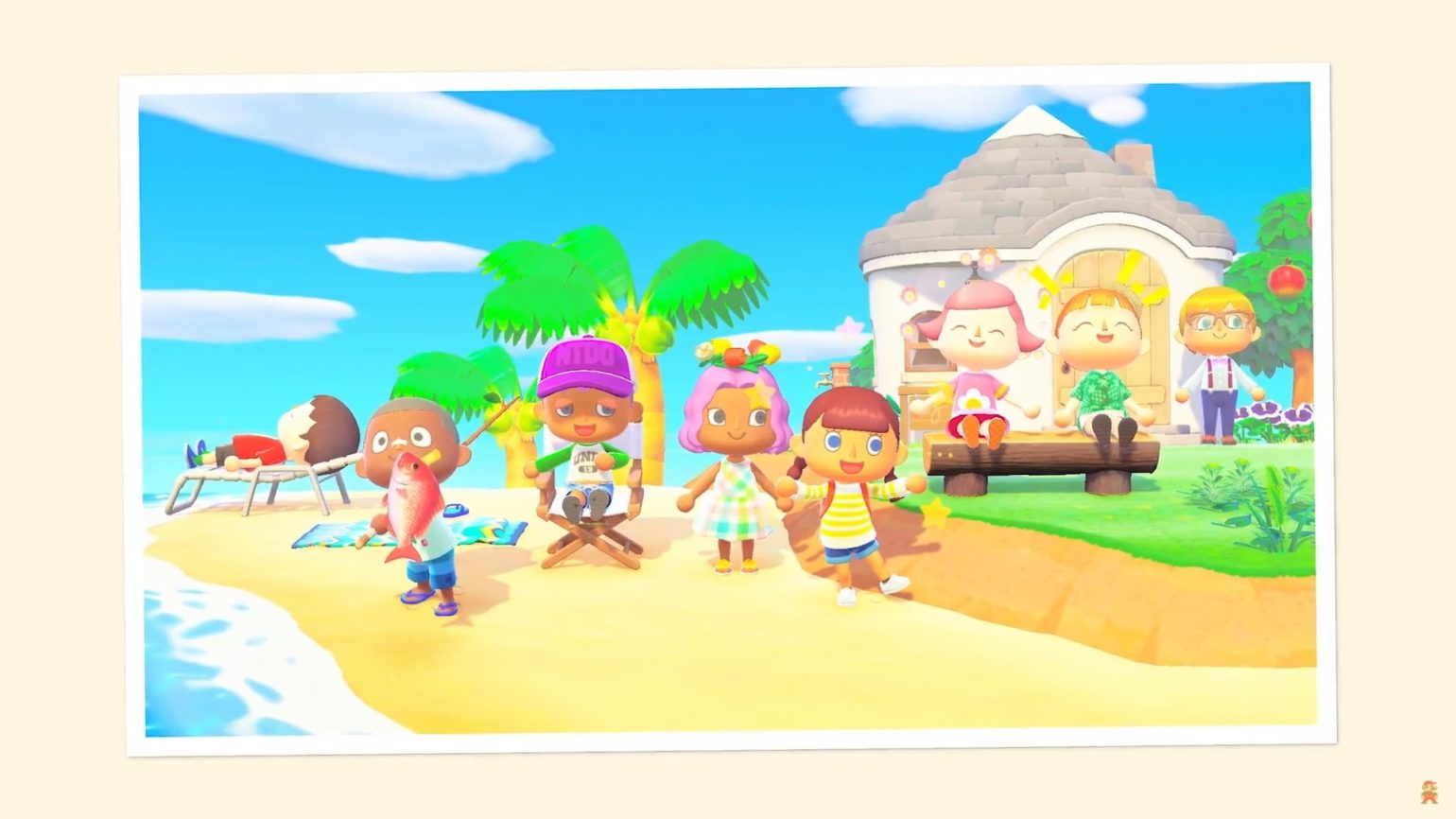Animal Crossing Switch