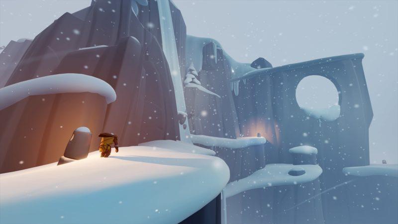 arise a simple story trailer décor hiver poétique