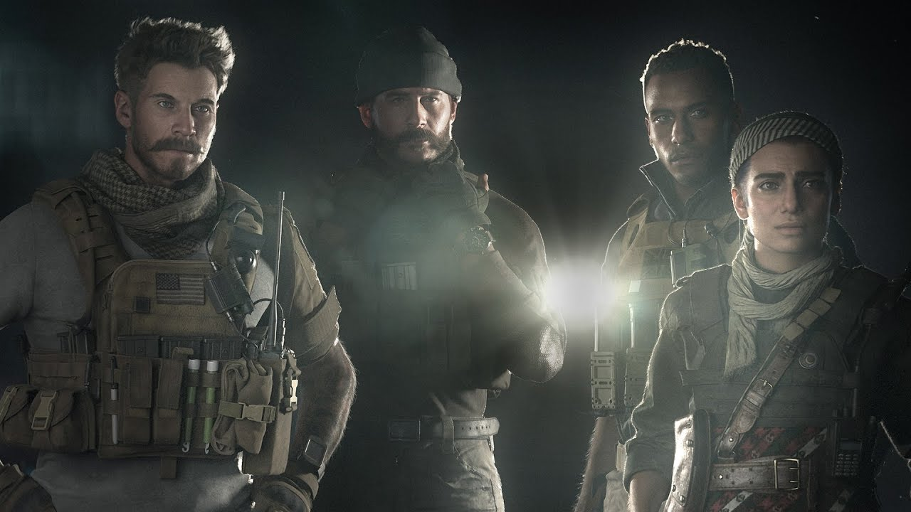 gameplay Call of Duty: Modern Warfare