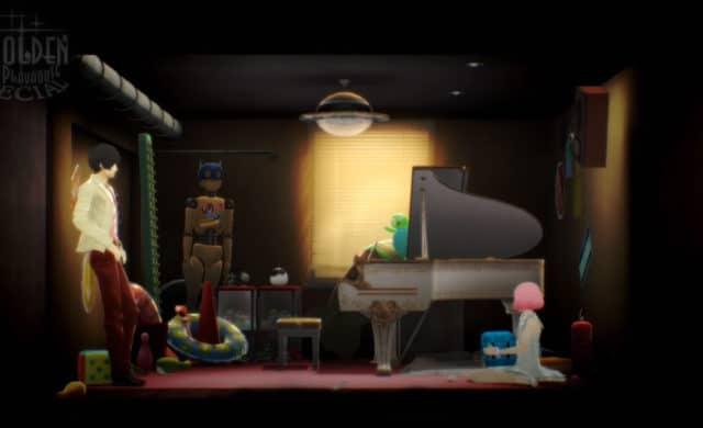 test chambre de rin et son piano jouets catherine ps4