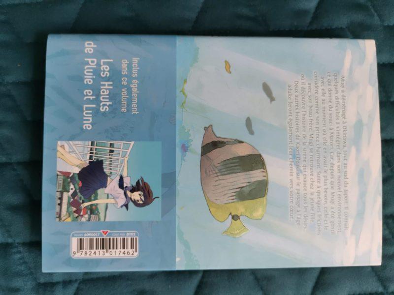 derniere de couverture mermaid prince delcourt
