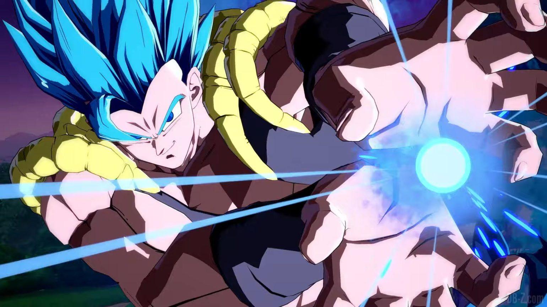 Dragon Ball FighterZ Gogéta