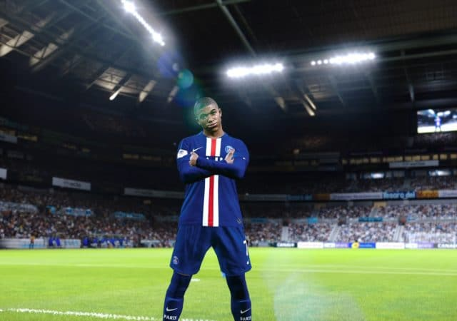 FIFA 21 PES 21