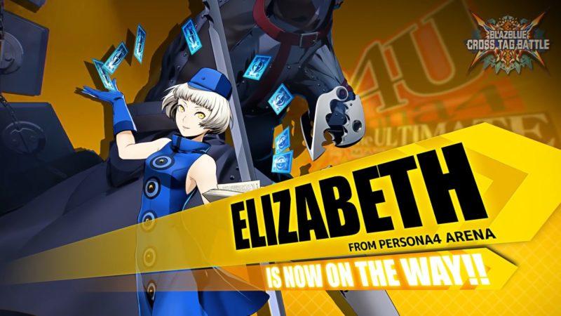 balzblue: cross tag battle elizabeth blazblue dlc pack