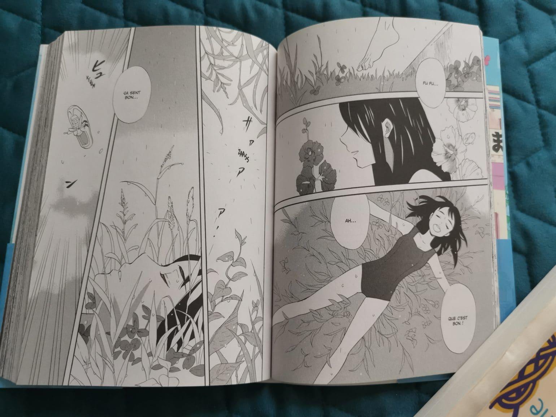 les hauts de pluie et de lune delcourt illustration manga