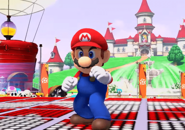 mario sonic jeux olympiques tokyo 2020 wallpaper mario