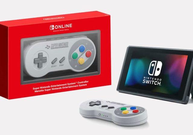 Nintendo Switch Online - La Super Nintendo